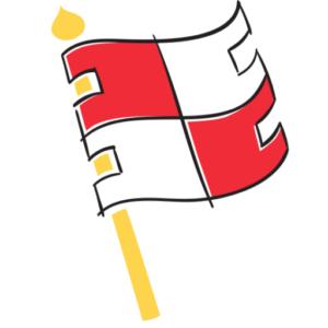 Frankenbund Fahne